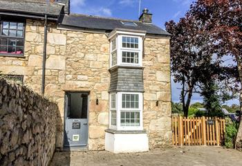 Garth Annexe in Higher St Ives