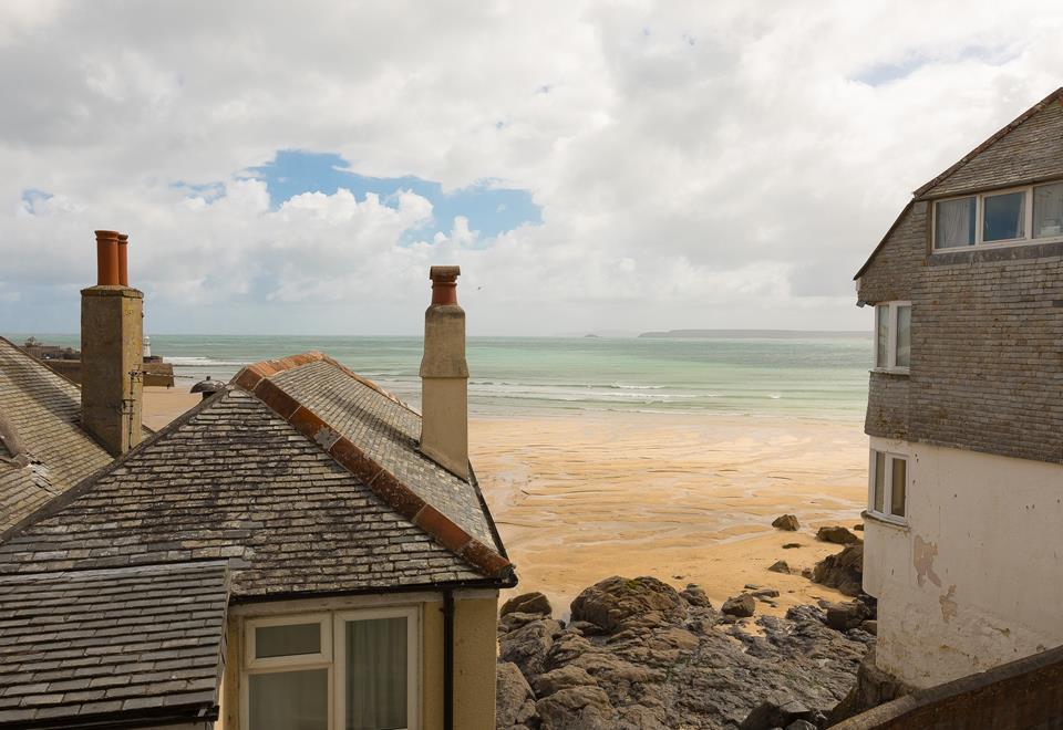 Views across the bay.
