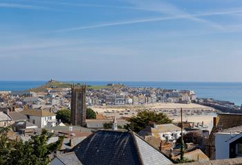 9 Tregenna Terrace in St Ives Town