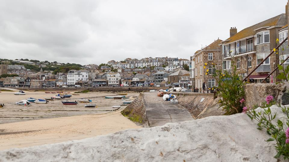 The picturesque harbour is right on your doorstep!