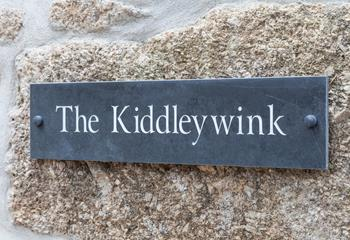 The Kiddleywink is a lovely barn conversion in the picturesque Lamorna Valley.