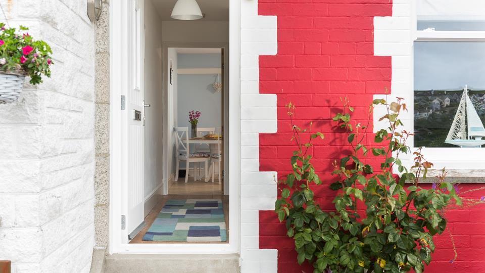 You'll feel at home as you step through the door to Balamory.