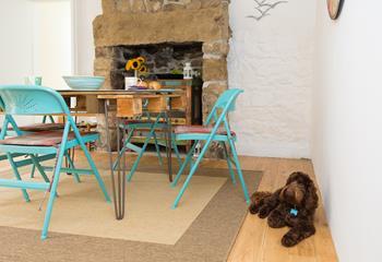 Cormorant Cottage, 4, Lelant.
