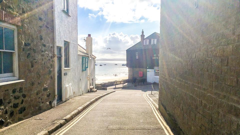 Wander the streets of St Ives and lose yourself in its many enchanting shops.
