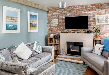 Below Deck, Sleeps 4, Bude.