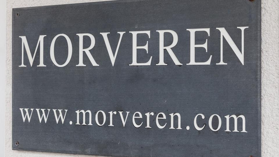 Morveren is located within the prestigious Gallinas Point development.