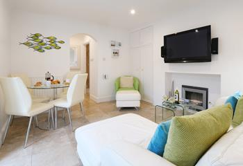The Apartment Ruaival in Bude