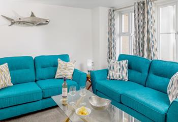 Porthole Cottage, Sleeps 4 + cot, Mevagissey.