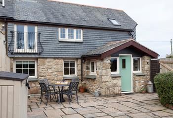 Hazel Rose Cottage in Carbis Bay