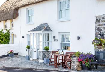 Gunvor Cottage in Coverack