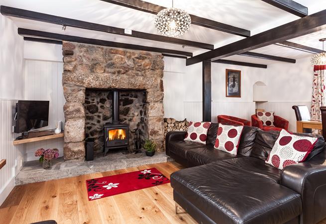 Rose Cottage Lelant