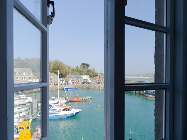 Throw open the windows and enjoy the fresh coastal air.