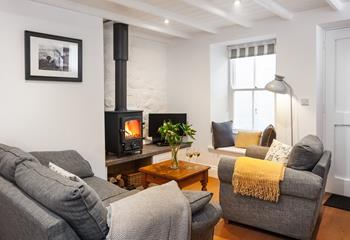 Idle Moments, Sleeps 3, Penzance.