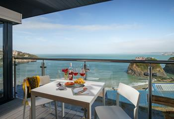 Towan Penthouse, Onshore Apartments in Newquay