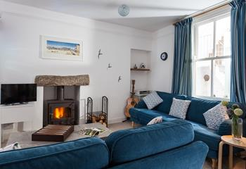 3 Trenwith Place in St Ives Town