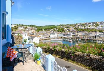 Smugglers View, Sleeps 6 + cot, Mevagissey.