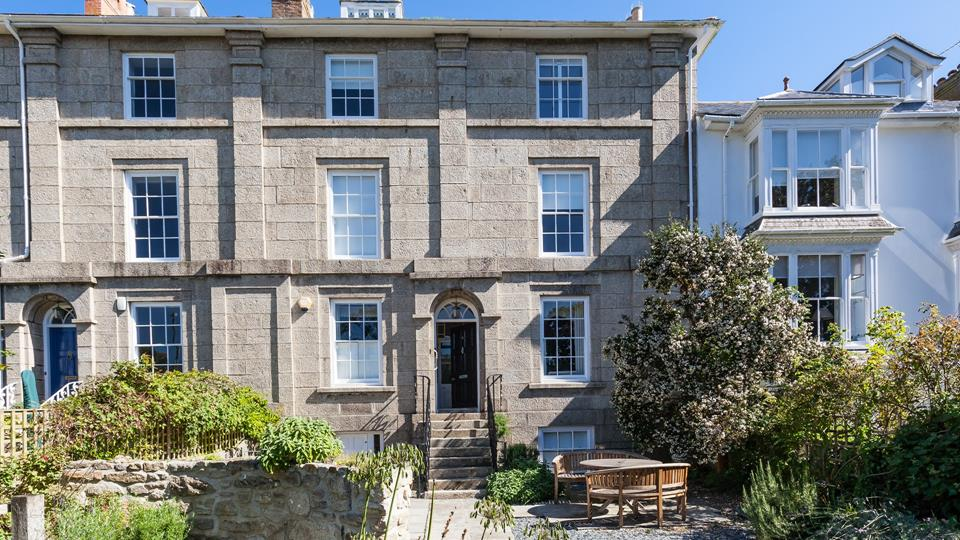 Morrab View is a fabulous family home in the heart of Penzance.