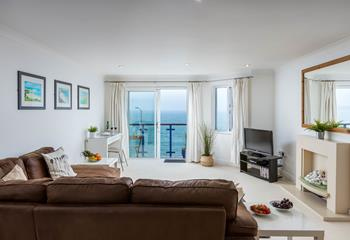 No 23 Ocean View Penthouse in Penzance