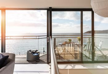 The Carlton Penthouse in Penzance