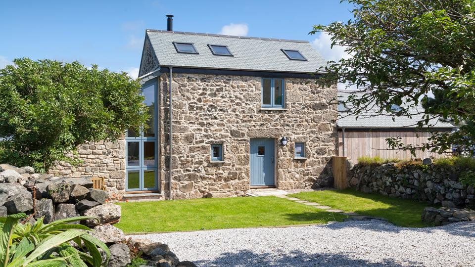 Set within a tranquil, part of St Ives.