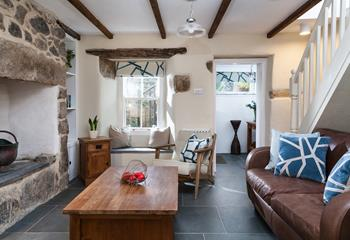 2 Hillside Cottages in Carbis Bay
