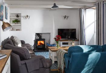 Rockhopper Cottage in Praa Sands