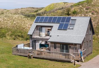 Fair Isle - Sandy Acres, Sleeps 6 + 2 cots, Gwithian.