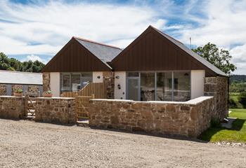 The Wren's Nest, Sleeps 2, West Cornwall.