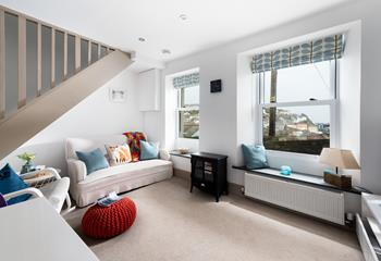 Lighthouse View, Sleeps 4, Mevagissey.