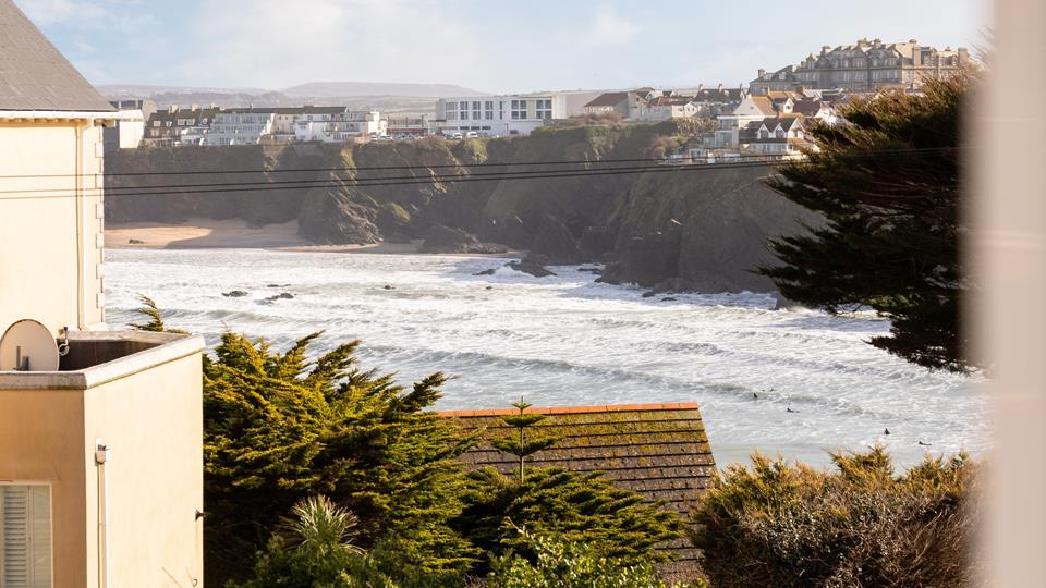 The gorgeous sea views really are a highlight of this lovely property!