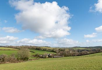 Walking enthusiasts will be delighted with the scenic walks available right on the doorstep!