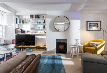 The Beach House - Mousehole, Sleeps 6, Mousehole.