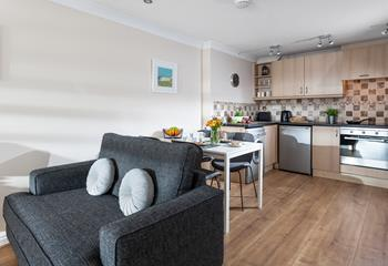 7 Lower Talland Apartments in Porthminster