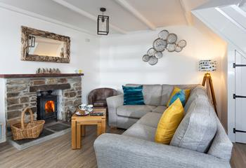 Dock of The Bay, Sleeps 6 + cot, Mevagissey.