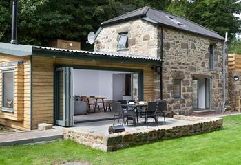 Boskennal Barn, Sleeps 4, West Cornwall.