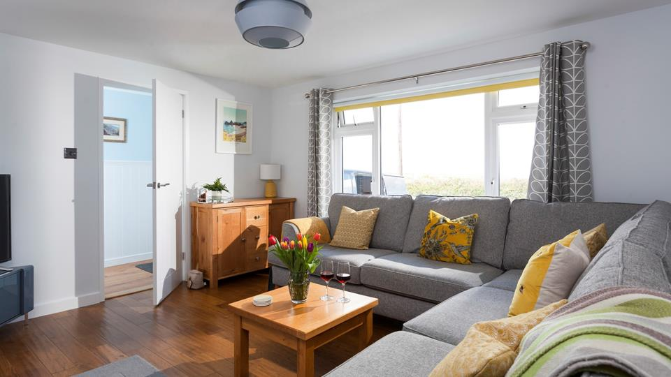 Bright and welcoming, you'll feel perfectly at home at Pendarven.