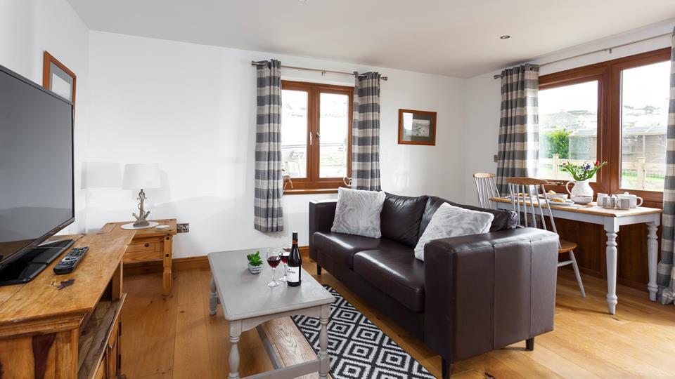 Escape to Marazion Lower Deck for a romantic retreat in West Cornwall.