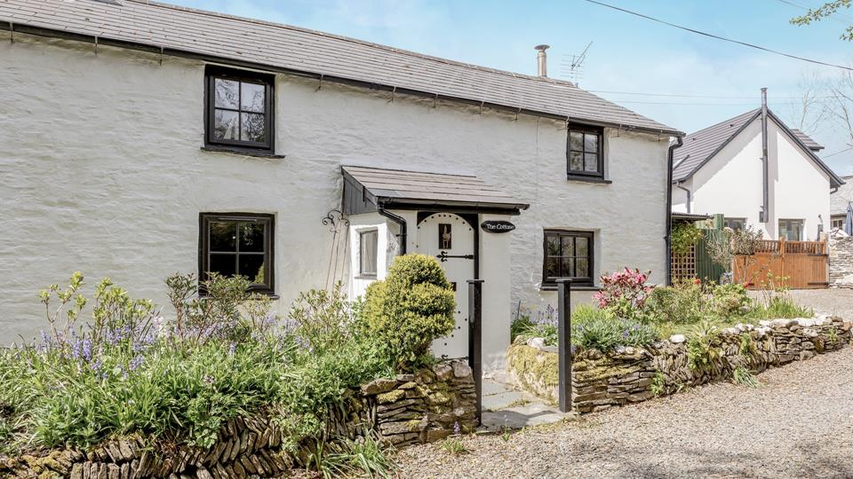 Nestling in this pretty hamlet on the edge of Bodmin Moor.