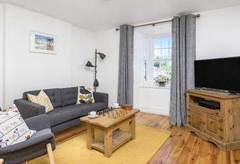 Tree Hill Cottage in Bude