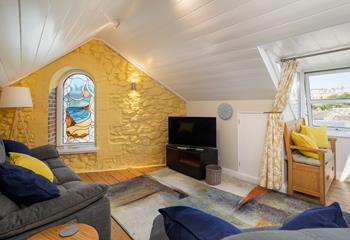 Bethany, Celtic Corner, Sleeps 4 + cot, St Ives Town.