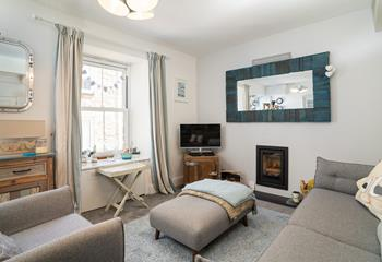 Snuggle Cottage in St Ives Town