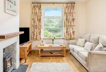 4 Polgrain Turning, Sleeps 5 + cot, North Cornwall.